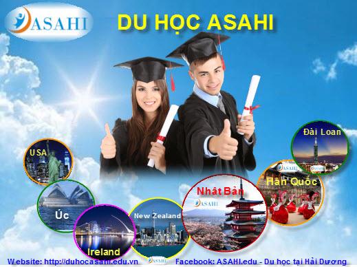 Công ty Du học ASAHI