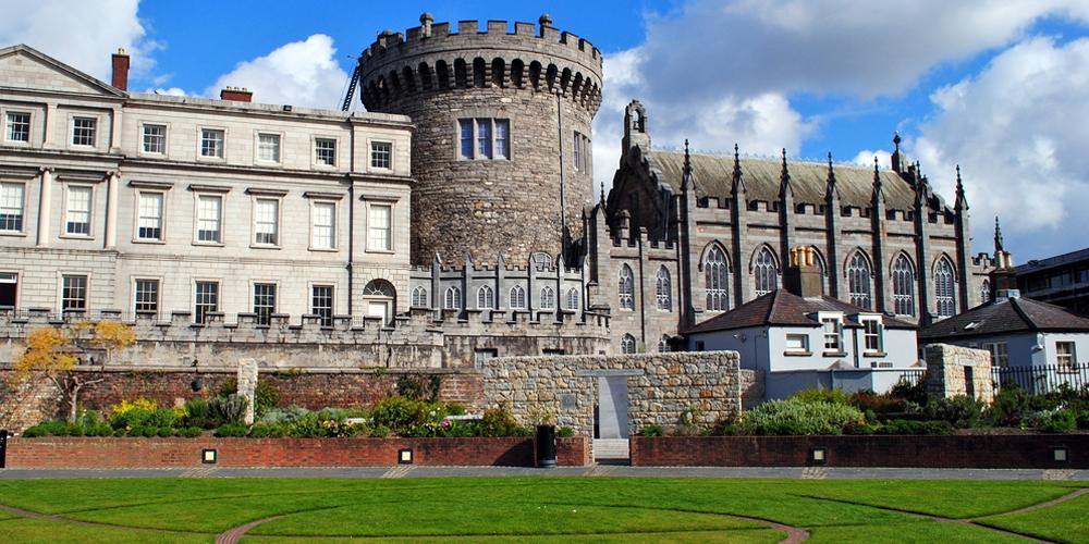 Kết quả hình ảnh cho Lâu đài Dublin: