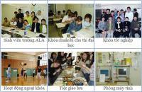 Trường Nhật Ngữ Academy of Language Arts (ALA)