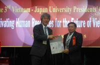 Bồi dưỡng nhân lực cho tương lai cho Việt Nam và Nhật Bản