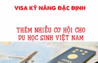 Visa kỹ năng đặc định