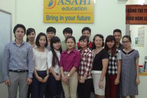 Đối tác của Asahi tại Nhật Bản