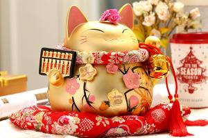 Những biểu tượng của sự may mắn ở Nhật Bản
